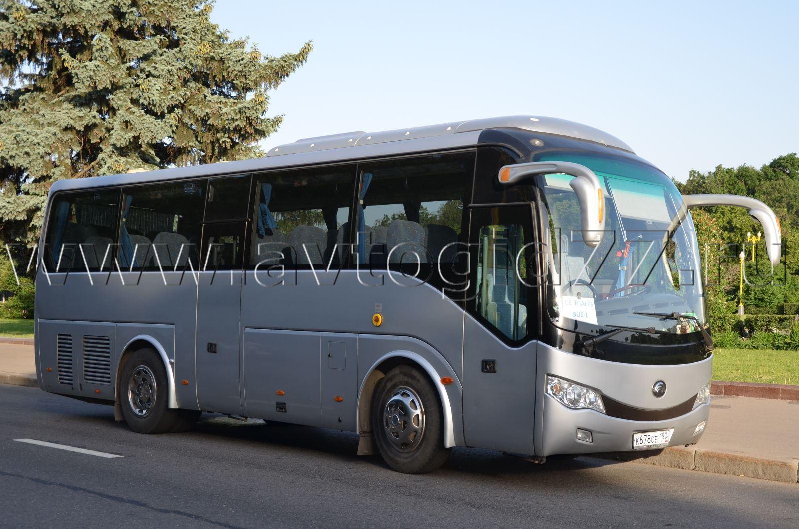"""Заказ автобуса на новогодние праздники в компании """"Фристайл"""""""