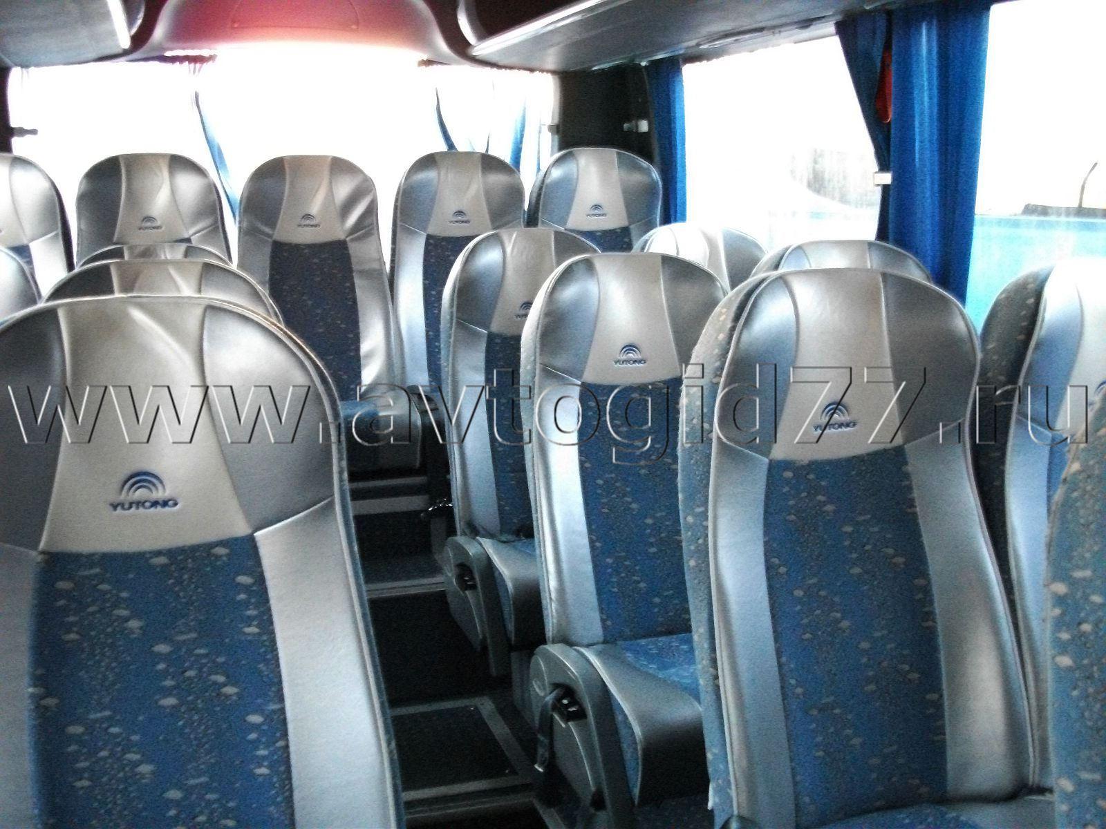 автобус ман туристический фото салона