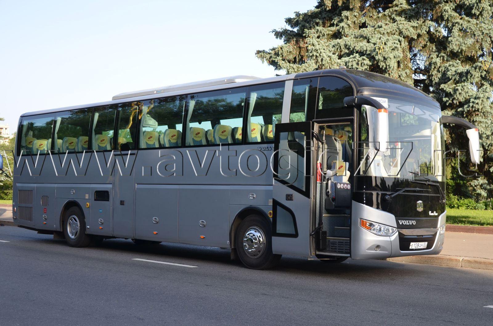 Заказать автобус в спб - f